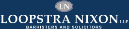 Loopstra Nixon LLP Barristers & Solicitors